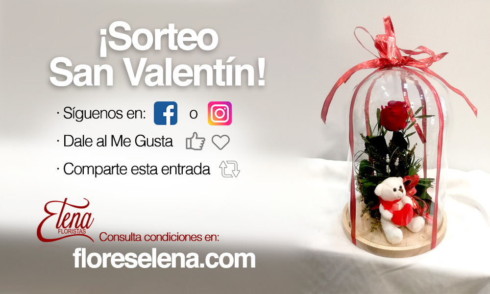 sorteo san valentin 2021